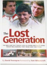The Lost Generation (David Tremayne 2006) Paperback edition